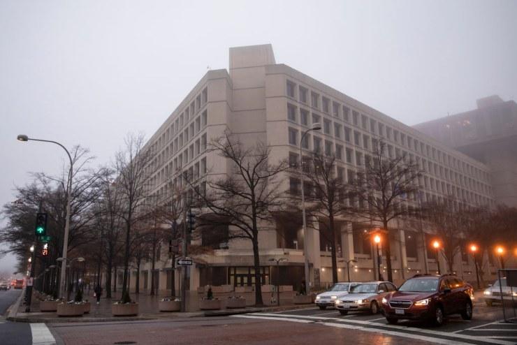Quartier generale Fbi (GettyImages)
