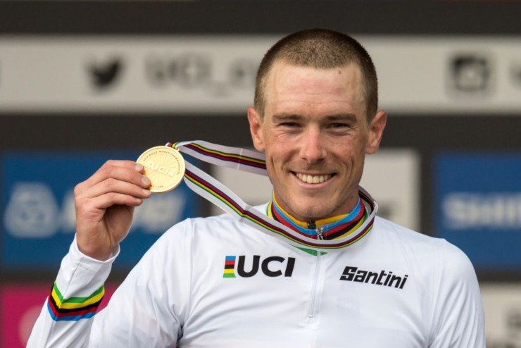 Rohan Dennis (GettyImages)