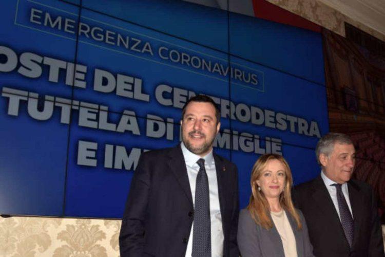 Il Financial Times boccia le battaglie di Salvini e Meloni