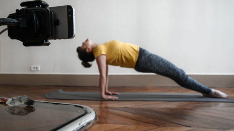attività fisica sport in quarantena (Getty Images)