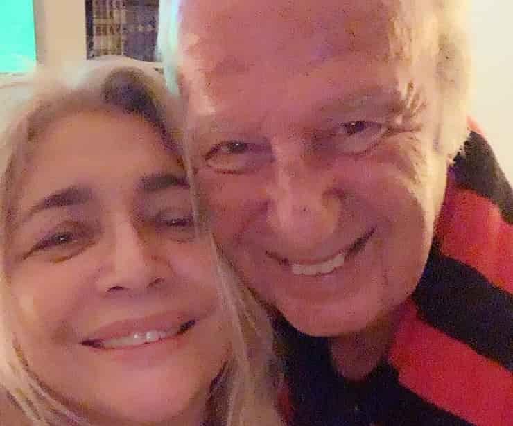 Mara Venier e il marito Nicola in quarantena: