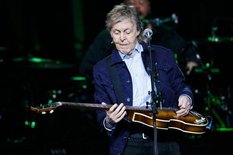 Paul McCartney: