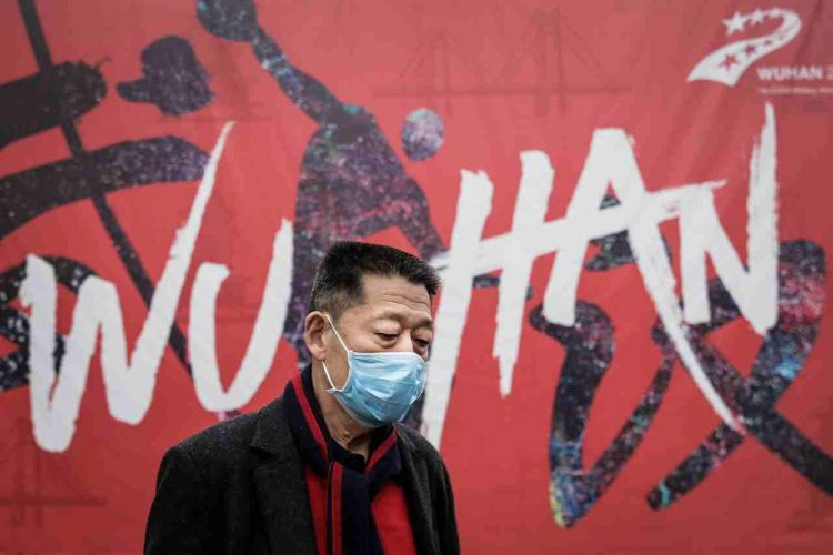 Coronavirus news Wuhan