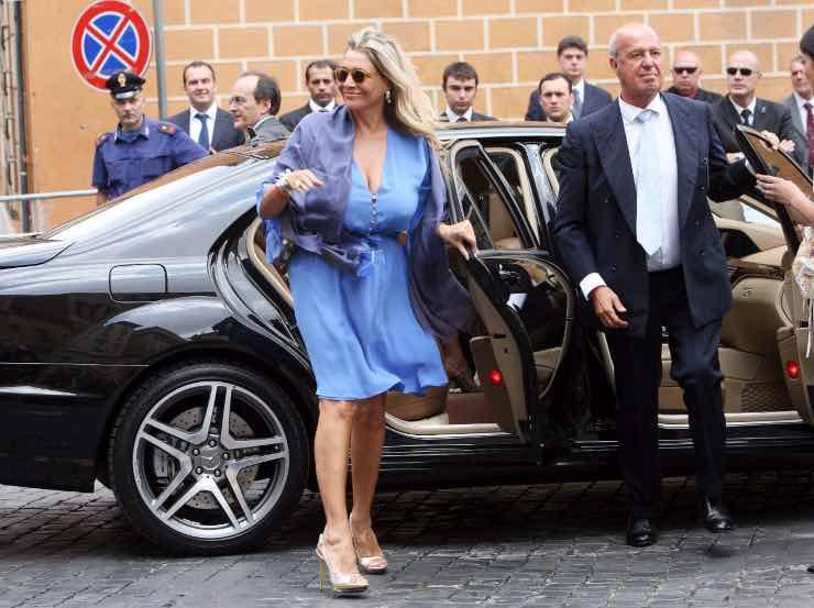 Mara Venier marito Nicola Carraro grave