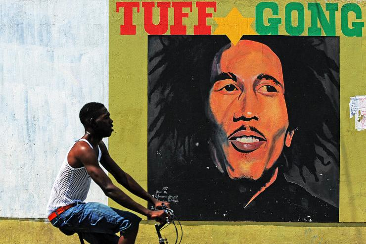 Bob Marley (GettyImages)