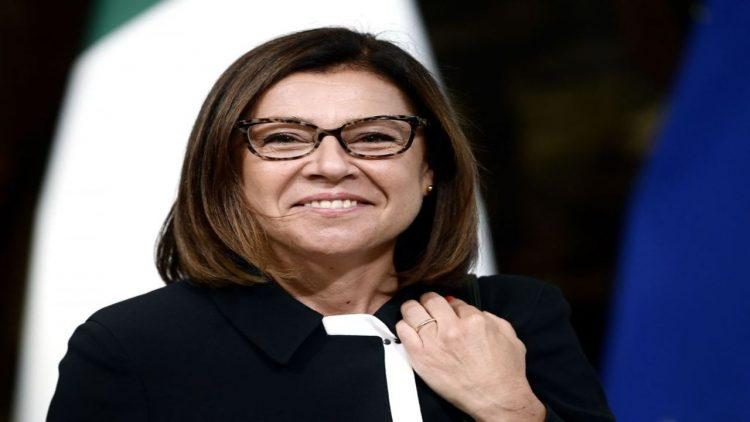 Paola De Micheli (GettyImages)