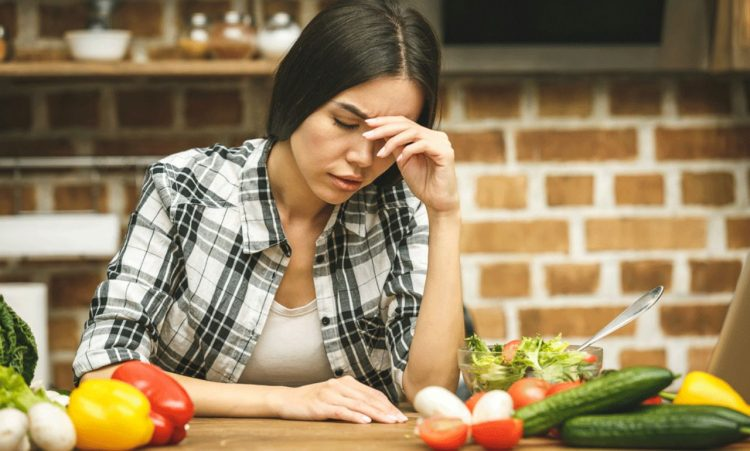 dieta stress