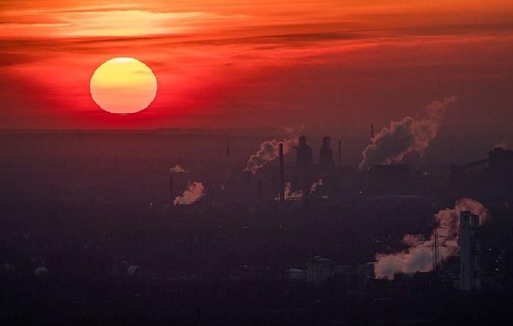 Inquinamento riscaldamento globale coronavirus