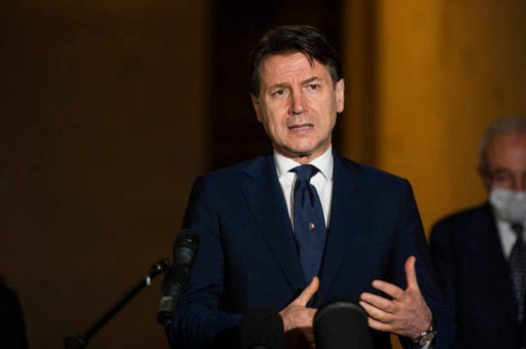 Conte, messaggio all'Italia sulla tenuta del Governo