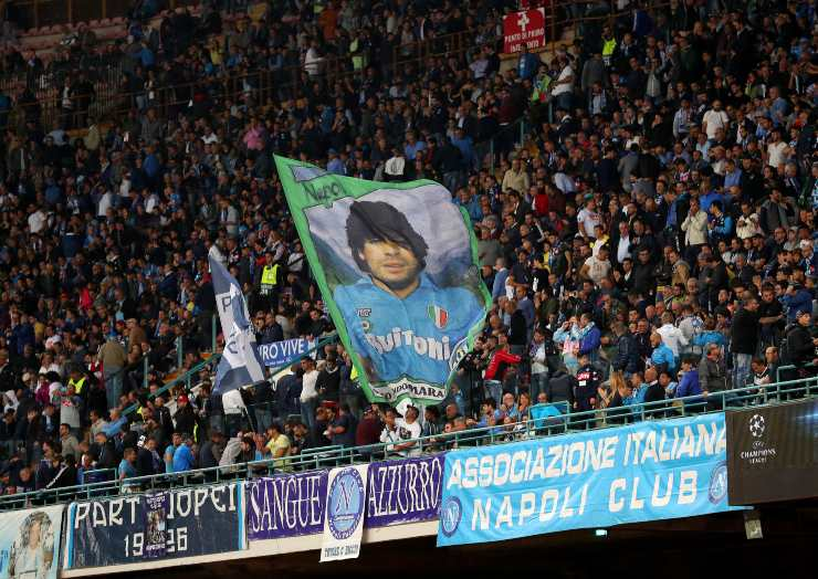 Maradona napoli (Getty Images)