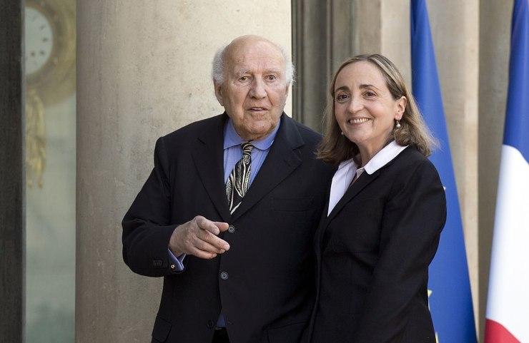 Michel Piccoli e Dominique Blanc (GettyImages)