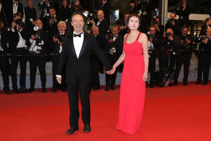 Nicoletta Braschi e Roberto Benigni(GettyImages)