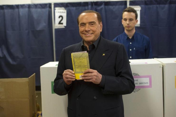 Silvio Berlusconi (GettyImages)
