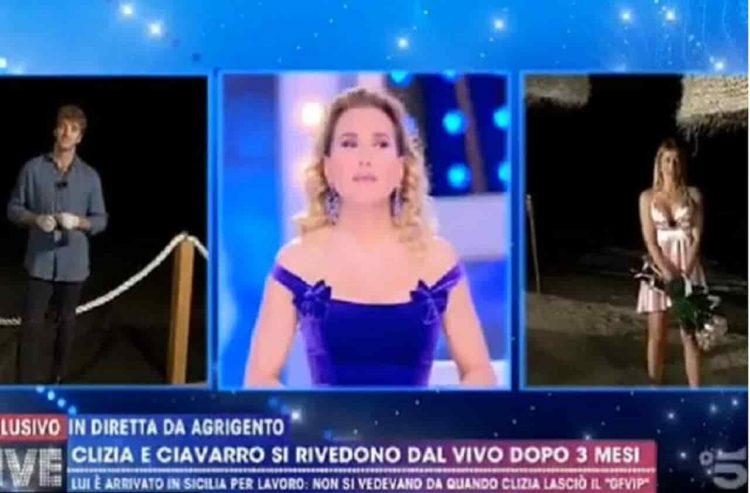 Barbara D'Urso- Screenshot da video