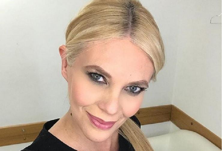 Eleonora Daniele è mamma: è nata la figlia Carlotta