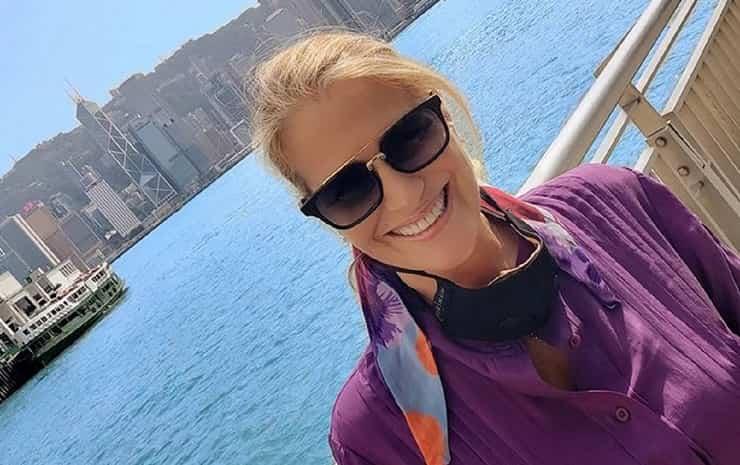 Heather Parisi Hong Kong Covid-19