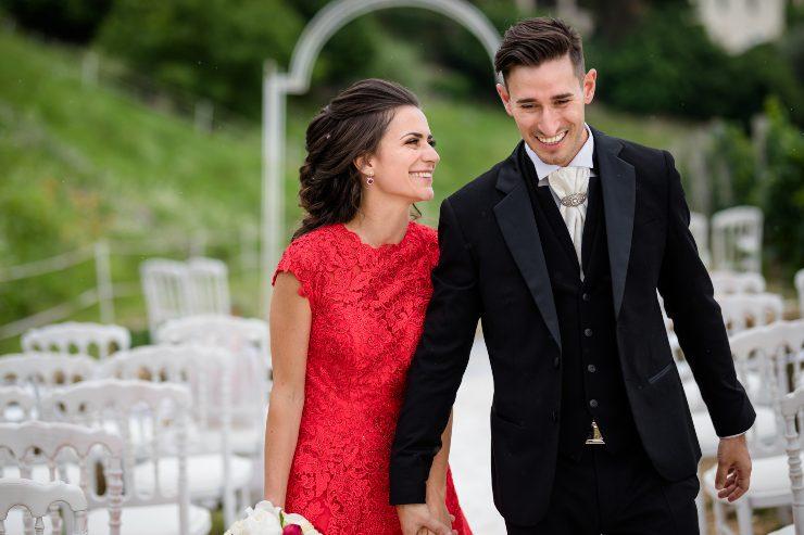 Matrimonio a Prima vista, Intervista a Francesca Musci
