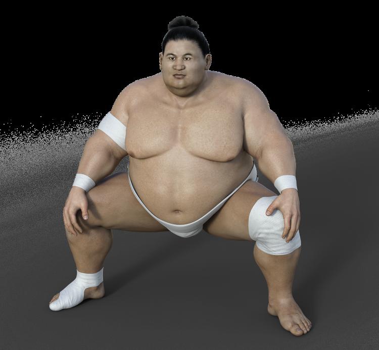 Lottatore di sumo