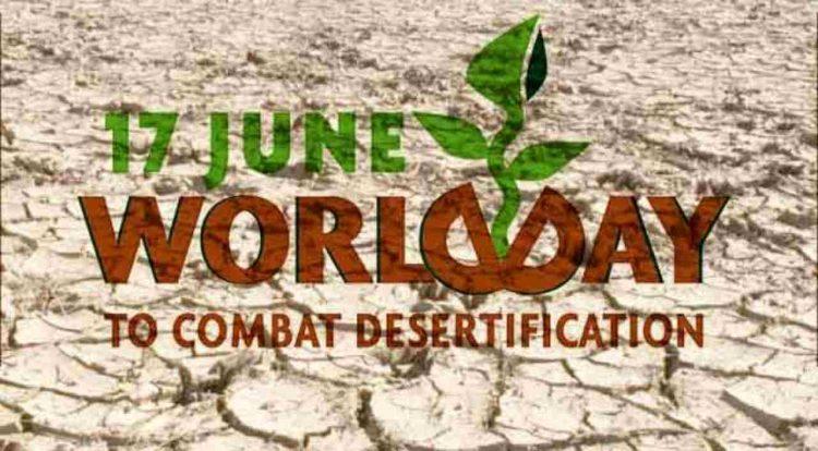 17 Giugno, Giornata Mondiale contro la desertificazione