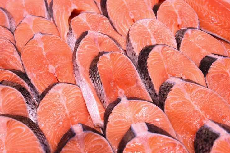 Coronavirus nel salmone esperto scagiona non lui responsabile