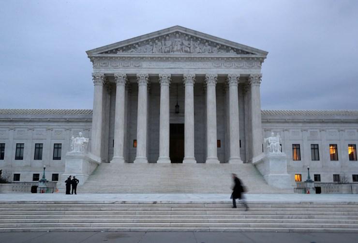 Gay Corte Suprema