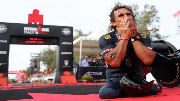Alex Zanardi (Getty Images)
