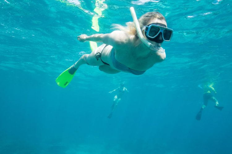 Snorkeling (Getty Images)