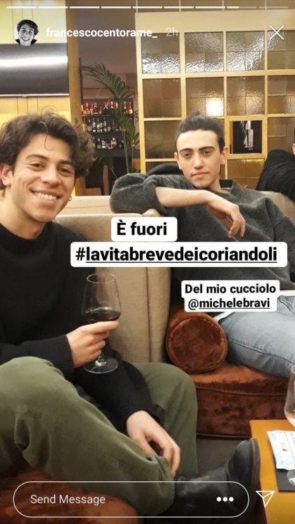 Michele Bravi Francesco Centorame