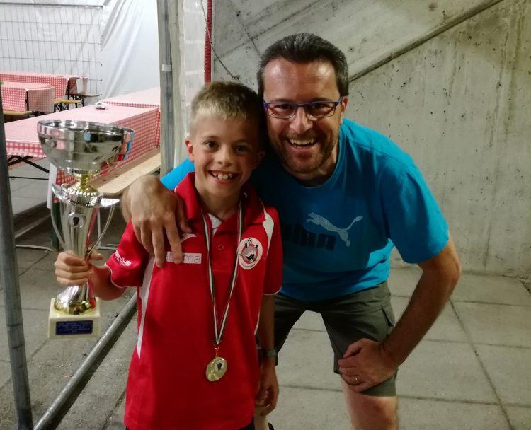 Lecco Mario Bressi e figlio