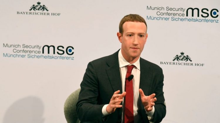 Razzismo Mark Zuckerberg (GettyImages)