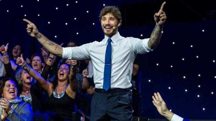 Stefano De Martino presunto flirt donna rivela verit