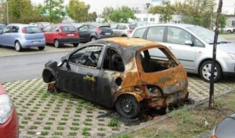 auto rottamata