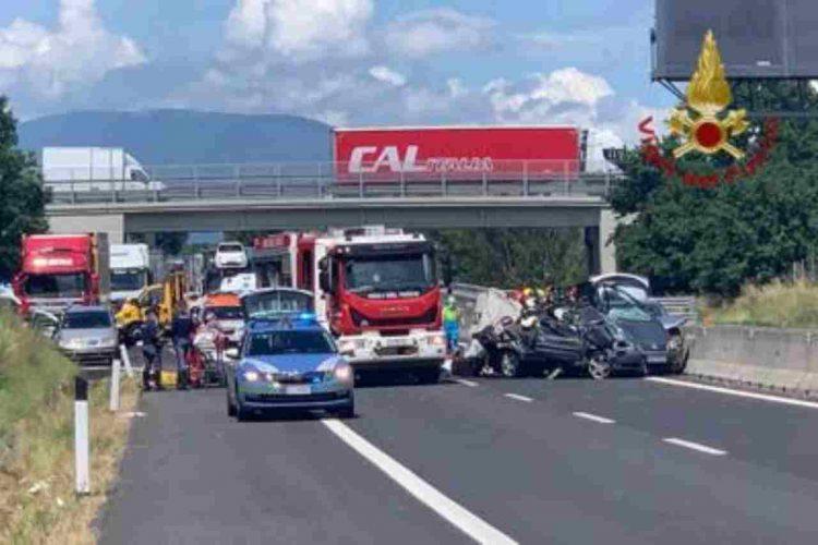 Incidente statale Fiumicino