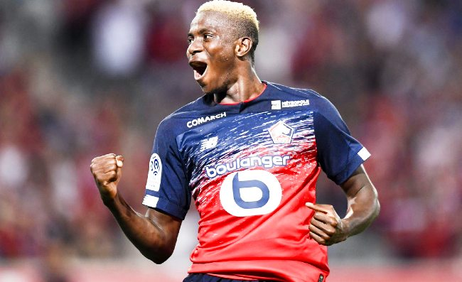 Ufficiale, Osimhen è un nuovo calciatore del Napoli