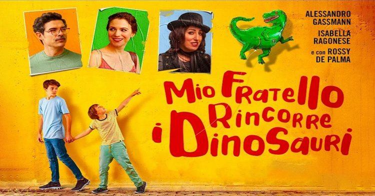 Mio fratello rincorre i dinosauri Stefano Cipani intervista Riccione Cinema in Giardino