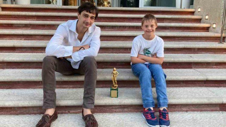 Stefano Cipani e Lorenzo Sisto Riccione Cinema in Giardino Mio fratello rincorre i dinosauri