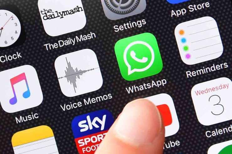 WhatsApp quanto consuma traffico dati