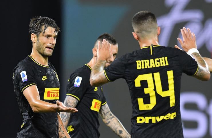 Serie A Spal Inter