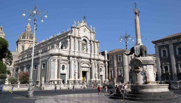 Catania maltempo bomba d'acqua
