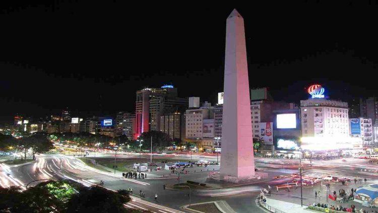 Buenos Aires Argentina Coronavirus