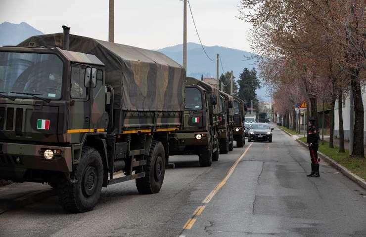 Esercito italiano Bergamo