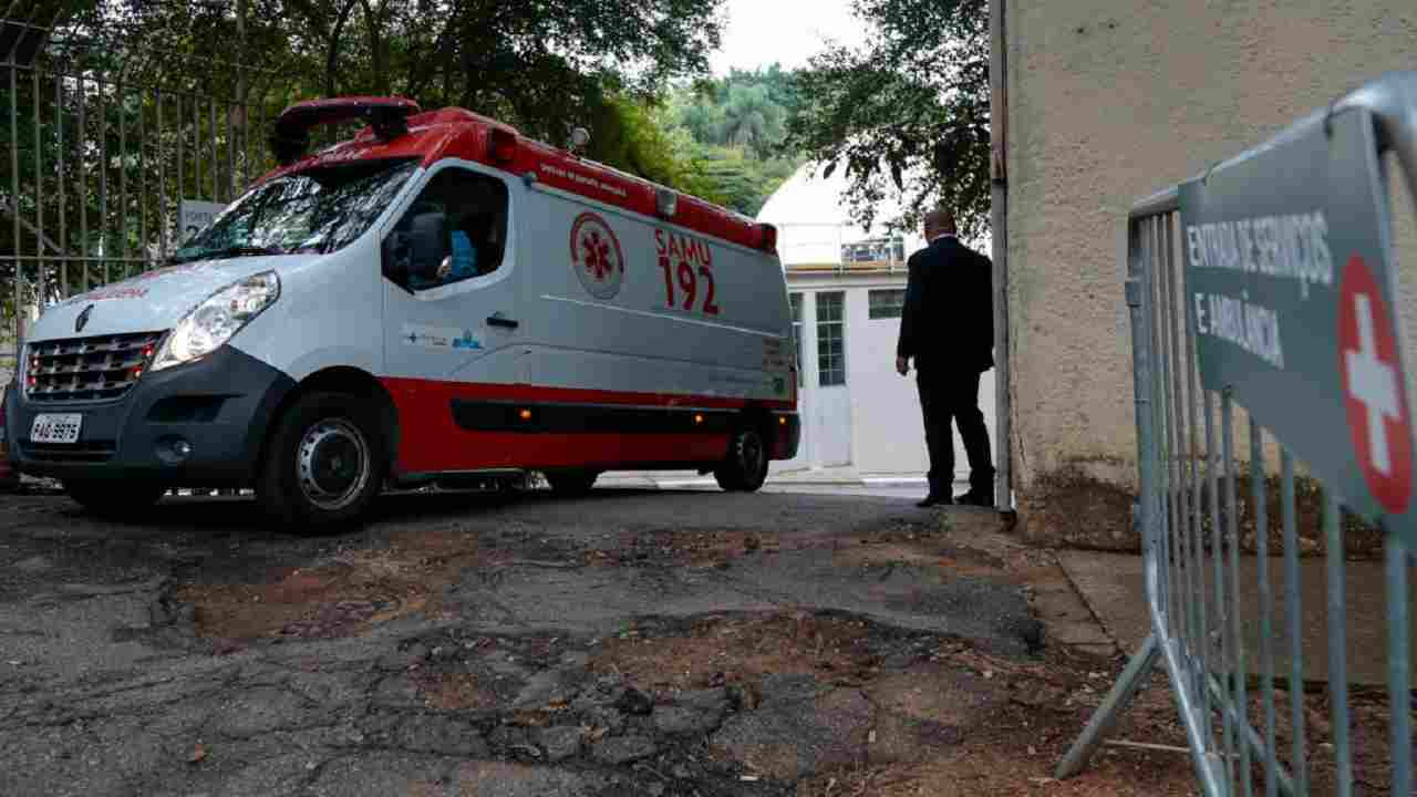 Ambulanza Brasile