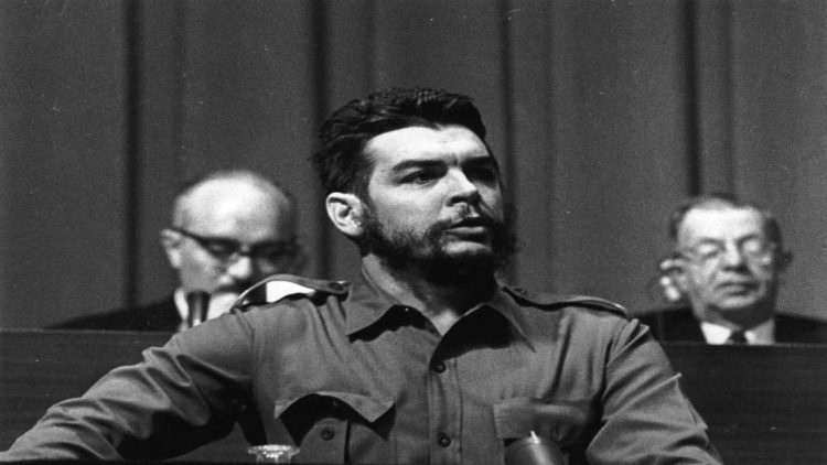 Che Guevara (GettyImages)