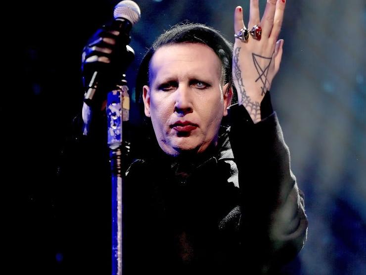 Marilyn Manson al Coachella