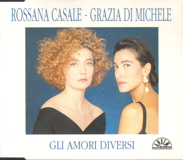 Grazia Di Michele e Rossana Casale
