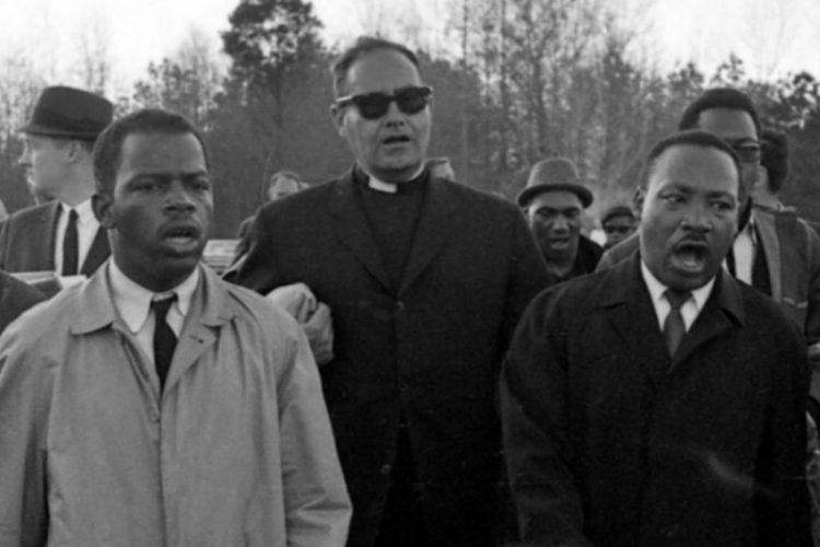 John Lewis e Martin Luther King