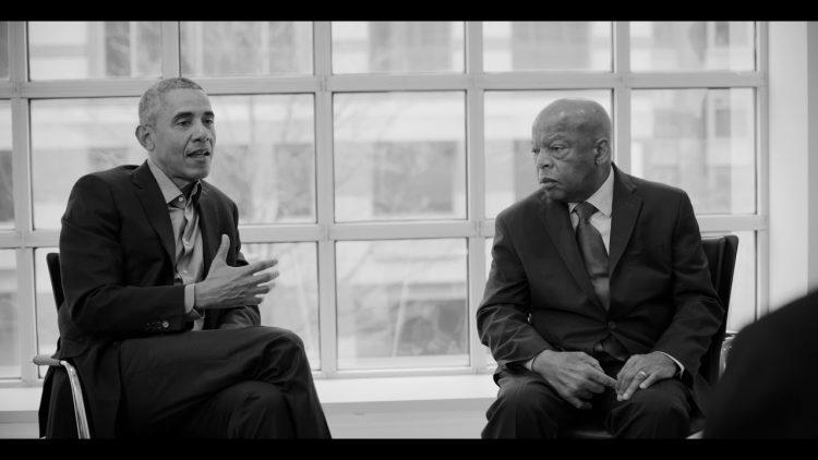 John Lewis e Obama