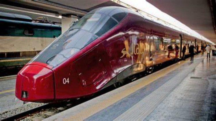 Treni alta velocità (foto dal web)