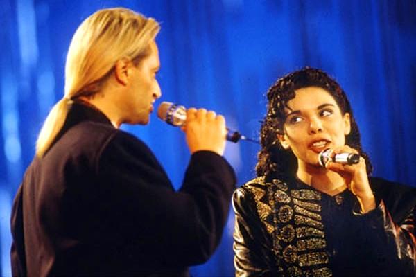 Sanremo 1990 Minghi e Mietta