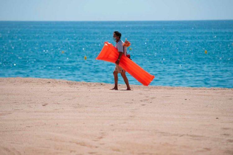 Spiaggia Spagna